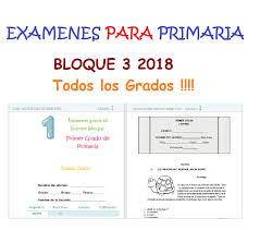 examen de 5 grado con respuestas exámenes de primaria bloque 3 con respuestas contestadas