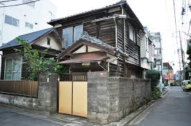 Japanese Home Decorations Traditional Japanese Architecture Design Old House In Koenji A