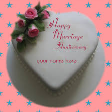 wedding wishes on cake write name on happy anniversary wishes cake free