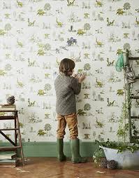 wallpaper kids bedrooms bedroom sophisticated magnetic wallpaper dinosaur themed can