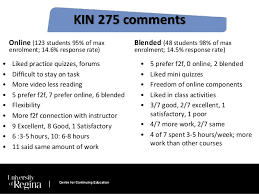 5 hours class online cohere 2014 comparing kinesiology blended online courses