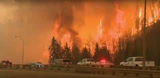 California Wildfire Evacuation Plan by Apocalyptic