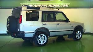 land rover discovery lifted the sharpest rides 2003 land rover discovery ii se s5044 youtube