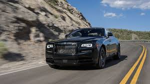 chrysler rolls royce rolls royce wraith black badge 2016 review by car magazine