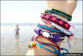 girl with bracelet images Bracelets friendship girl hand fashion colours 9images jpg