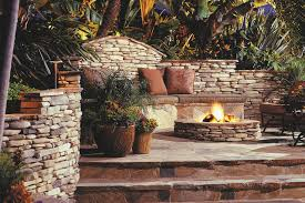 Rustic Firepit Rustic Outdoor Pit Rustic Patio San Diego By