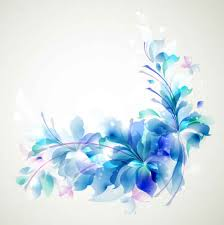 blue flower preview blue flower background