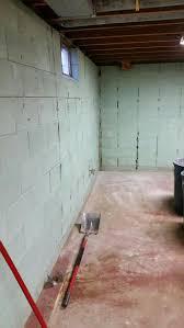 Subfloor Basement Cedar Falls Ia Basement Waterproofing Foundation Repair