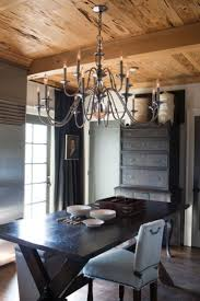 Rustic Dining Room Lighting by Dining Room Awesome Lamp Ideas Chandelier Unique And Rustic