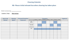 13 free sample daily chore list templates u2013 printable samples