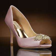blush wedding shoes accent by badgley mischka blush wedding shoes