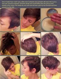 how to style a pixie cut different ways black hair ideas about how to style a pixie cut cute hairstyles for girls