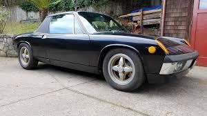 porsche 914 wheels 914world com fs 1972 black 1 7 california car u0026 036 9 250