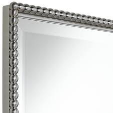 Kichler Bathroom Mirrors Brushed Nickel Framed Bathroom Mirror House Decorations