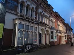 when was the first house built leicester u2013 top hat terrace and london road station