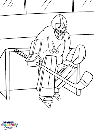 hockey u2013 coloring pages u2013 original coloring pages