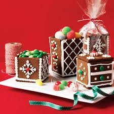 gingerbread gift boxes recipe myrecipes