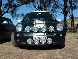 alta rally light bar or mini sport light l bar mini cooper