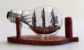 ship in a diy impossible light bulb plus 6 more ways to repurpose burned