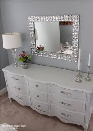 dressers mirror above dresser height dresserhang hang for