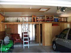 How To Build Garage Storage Loft by Garage Storage Space
