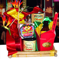 themed gift basket taste of china town asian themed gift basket jackies baskets