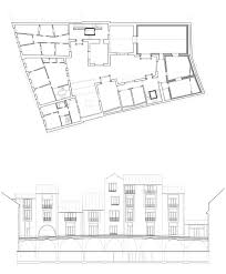 Floor Plan And Elevation Drawings by Gallery Of Jazz Campus Buol U0026 Zünd 14