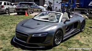audi r8 razor gtr audi r8 ppi razor gtr spyder 1 of 10 worldwide usa roadtrip