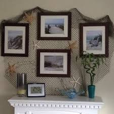 Pinterest Beach Decor Best 25 Fish Net Decor Ideas On Pinterest Beach Room Decor