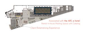 Denver Convention Center Floor Plan Museum Center Art Hotel In Denver