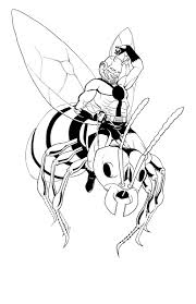 ant man coloring for ant man coloring pages eson me