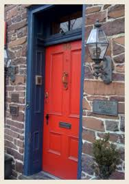 colorfully behr colorful doors