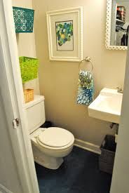 remodeled life sprucing up bathroom