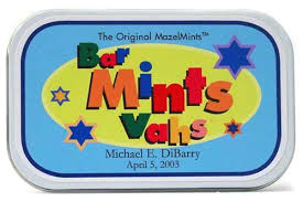 bar mitzvah favors bar mitzvah giveaways candy tins