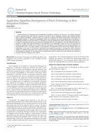 K Hendesign Application Algorithm Development Of Pinch Technology In Heat