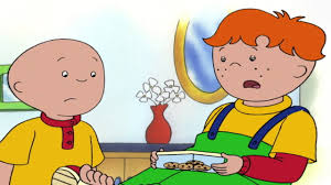 kids get well soon caillou episodes get well soon for kids