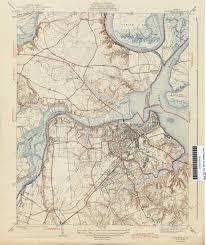 Fredericksburg Va Map Virginia Historical Topographic Maps Perry Castañeda Map