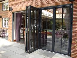 oak bifold doors with glass hardwood timber window u0026 doors windows u0026 doors joinery
