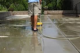 How To Clean Patio Flags How To Clean Concrete Bob Vila