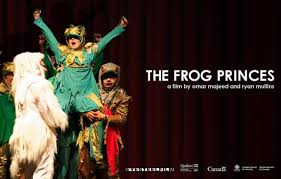 avalanche fundraiser screening frog princes april 13