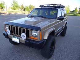 purchase used supercharged 1999 jeep cherokee sport xj 4x4 98k