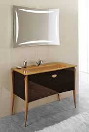 Free Standing Bathroom Vanities by Free Standing Vanity Soft From Qin For Classic Modern Bathroom