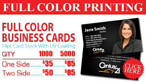 Full Color Business Card Printing Full Color Printing Business Card Printing Apopka