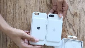 hands on iphone 7 smart battery case u2013 the good the bad and the