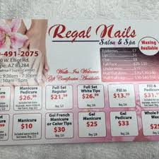 regal nails 15 reviews nail salons 1380 w elliot rd tempe