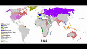 Map Of New England Colonies by European Colonial Empires 1492 2008 Youtube
