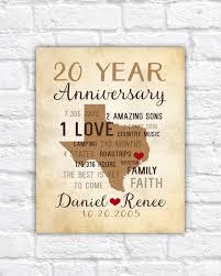1 year wedding anniversary gifts for anniversary gifts for men 20th anniversary gift for him or 1 year