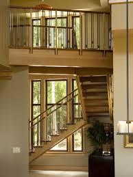 geometric stair railing ideas u0026 photos houzz