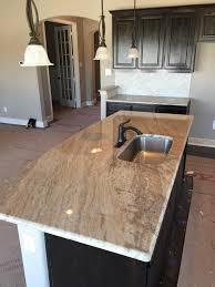 kitchen island installation new construction kitchen island installation 3cm astoria granite