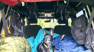 jeep hammock camping jeep camping setup youtube